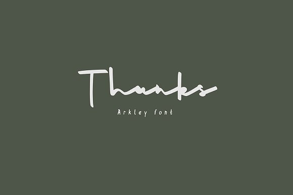 arkley-handwritten-font-1