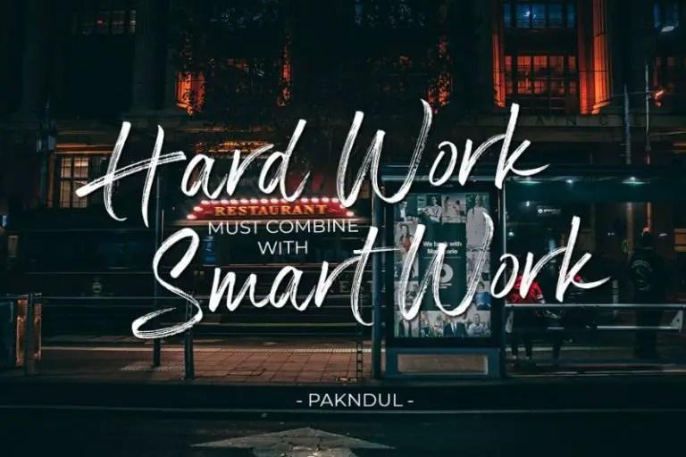 panterick-brush-font-4-768x512