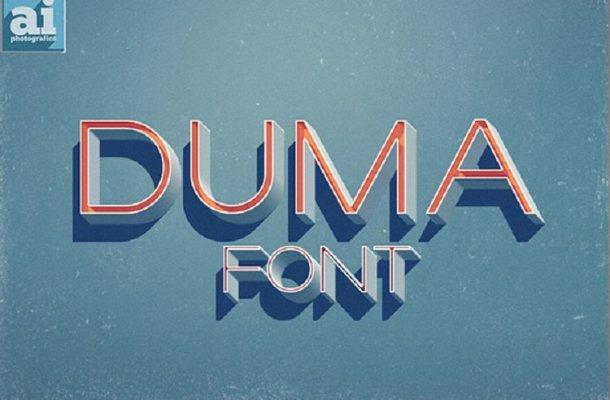 Duma Font Free