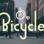 Bicycle Typeface Free