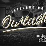 Ourlastt Script Font Free