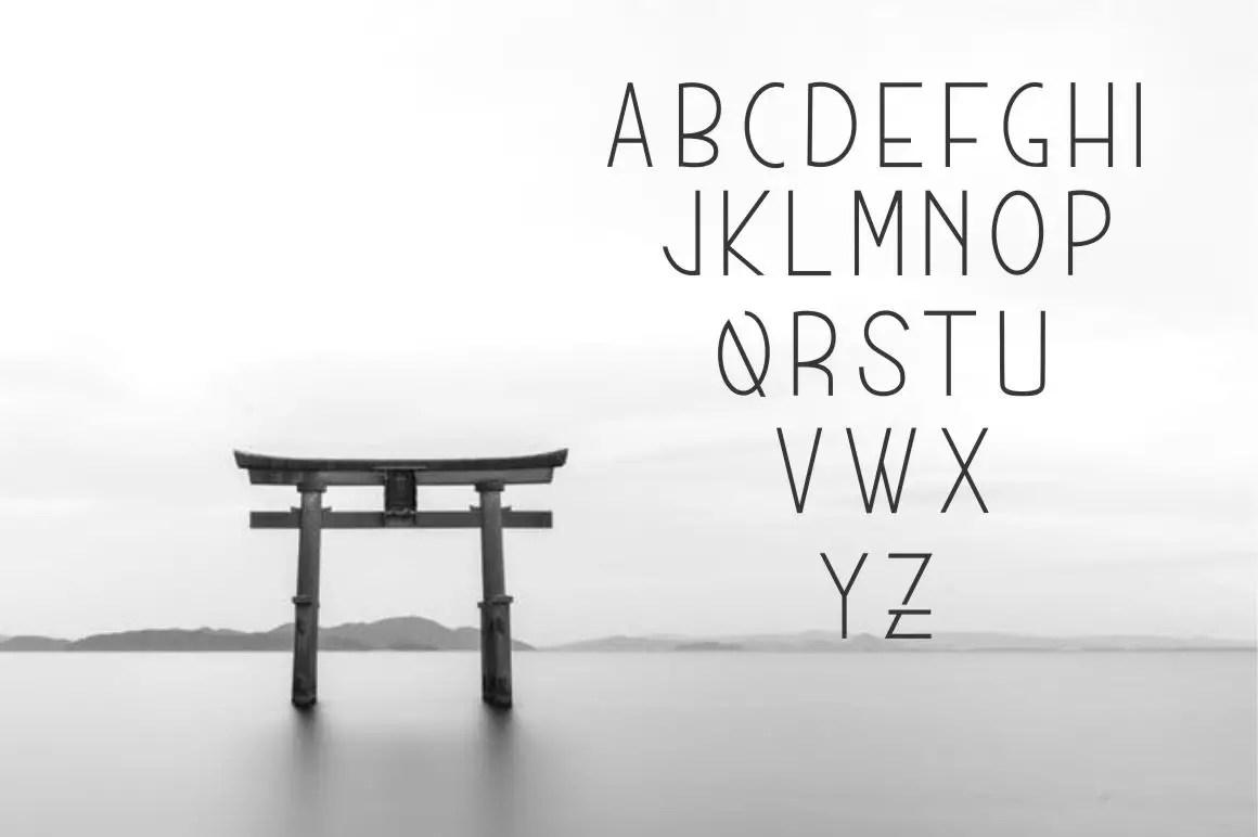 Munich – Modern Sans Serif02
