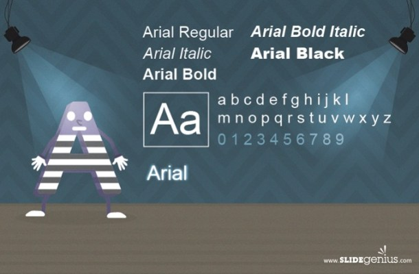 Arial Font Free Download