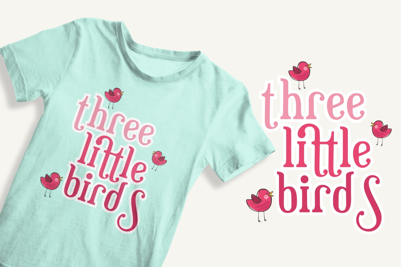 Little Baby Serif Font-2