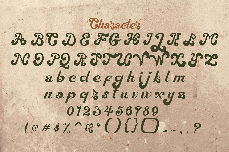 Magic Wand Bold Script Font-3