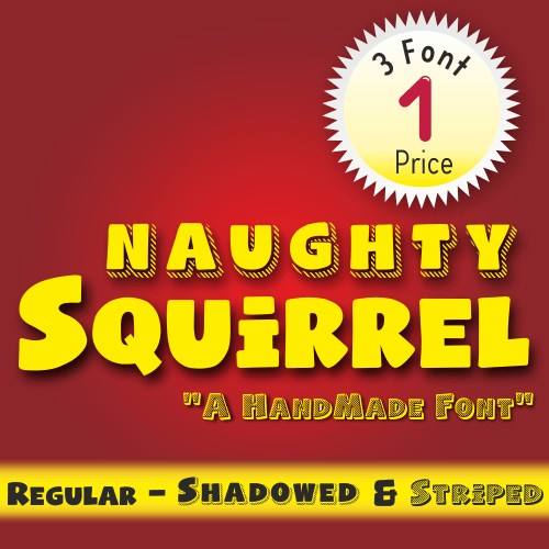 Naughty Squirrel_500-500x500