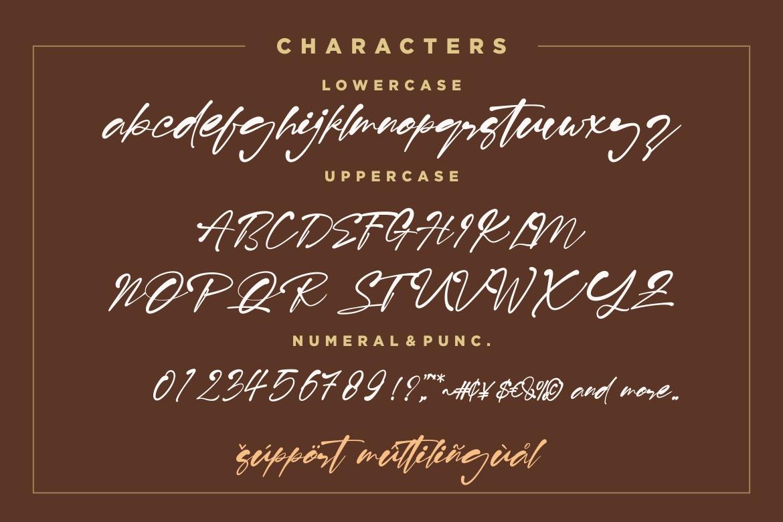 Risolla Calisto Script Font-3