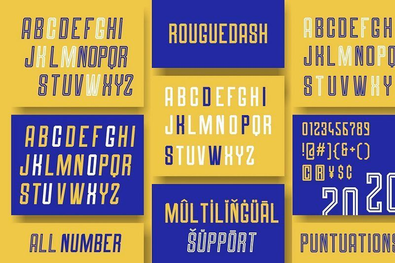 Roguedash-Stylish-Sans-Font-Family-3