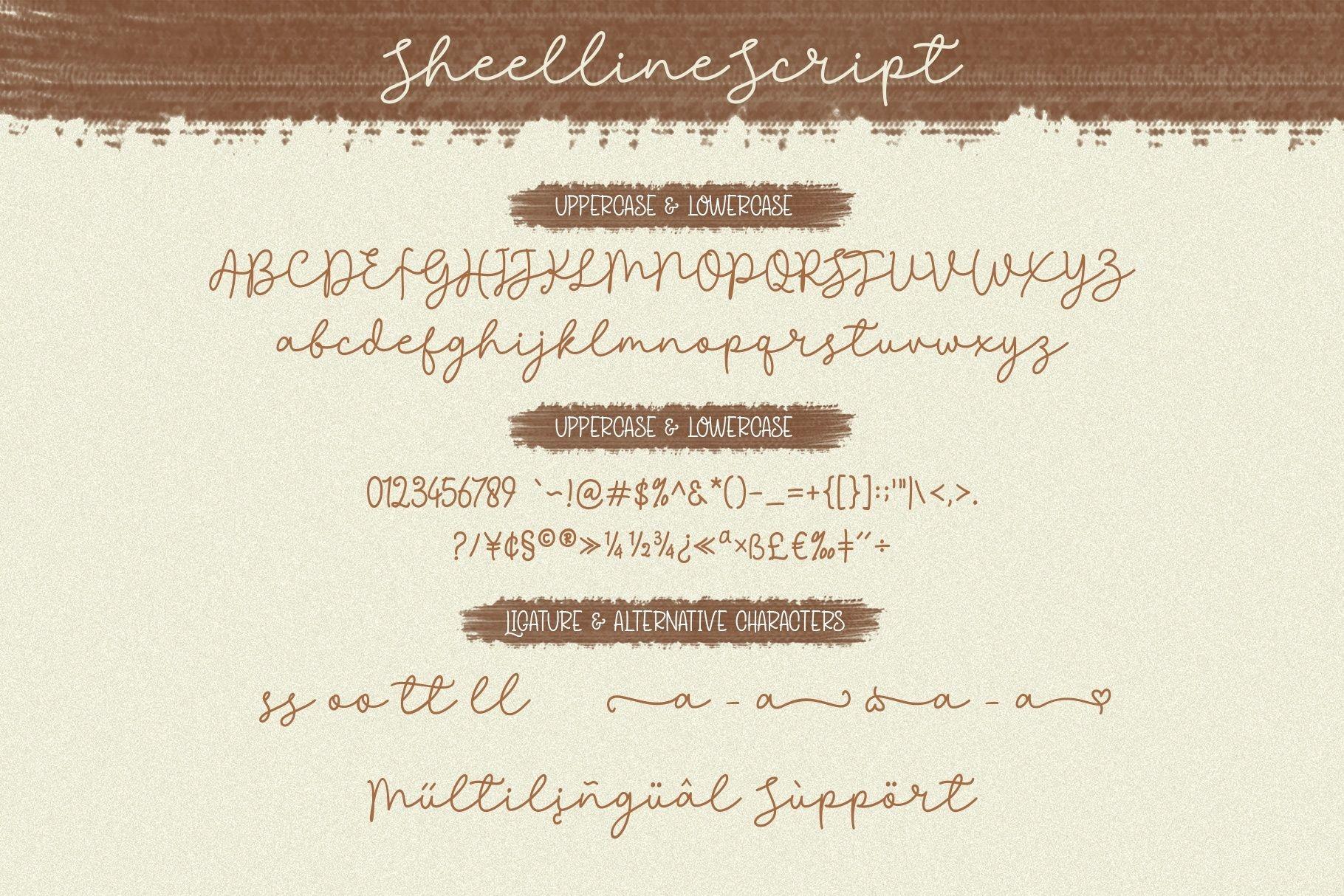 Sheenline Monoline Font Duo-3 (1)