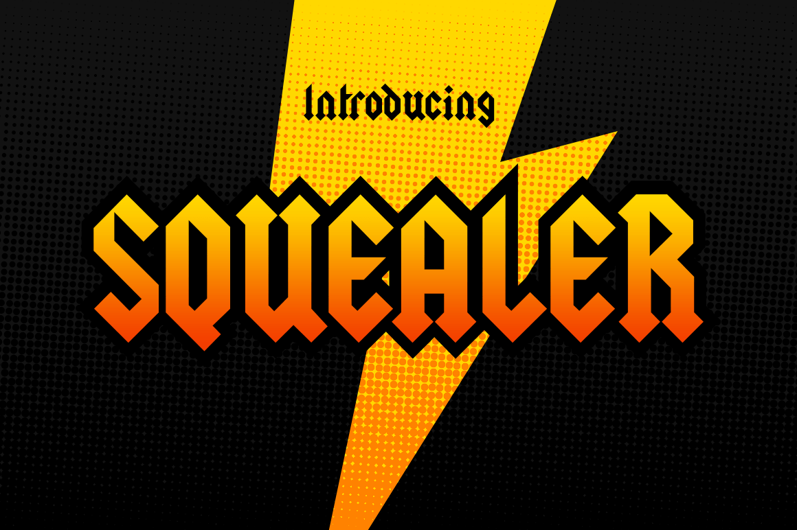 Squealer-by-Typodermic