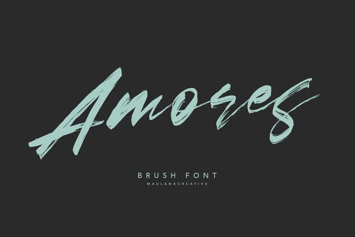 amores-brush-signature-handmade-font-1-