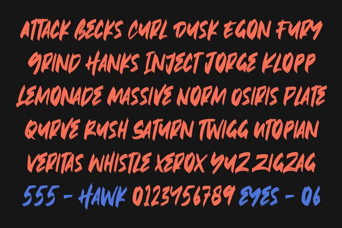 hawkeyes-svg-brush-handmade-font-3-