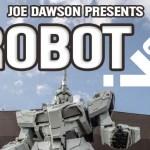 Robot Go Basic Sans serif Font