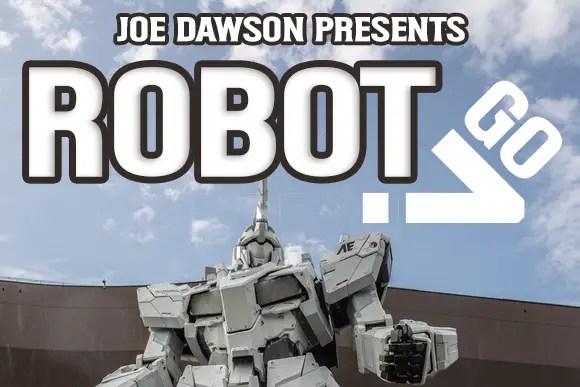 Robot Go Basic Sans serif Font01