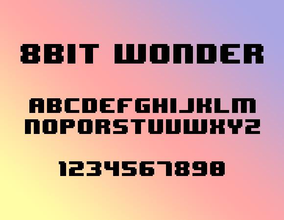 8bit-wonder