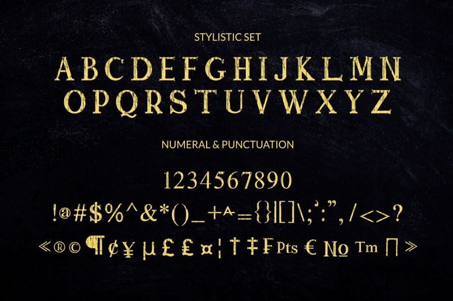 Athoor Style Brush Clean Font-3