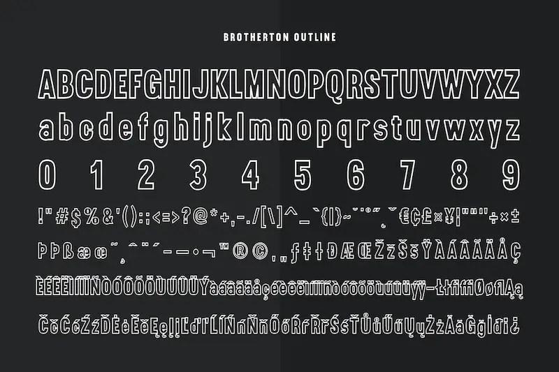 Brotherton-Vintage-Sans-Serif-Font-Typeface-3