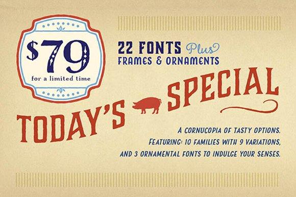 Charcuterie Collection Serif Font-2