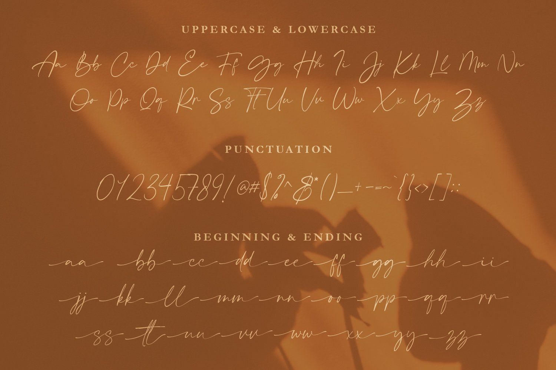 Crimson Foam Calligraphy Script Font-3