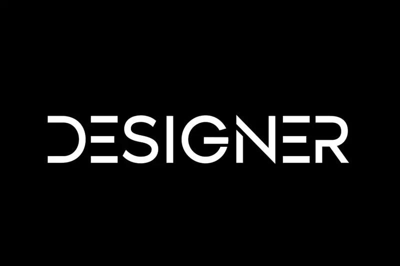 Designer Basic Font-1