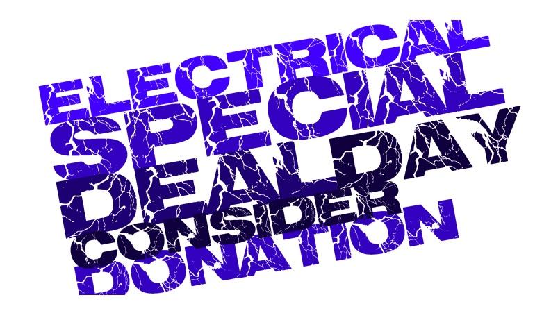 Electrical Fancy Font-2