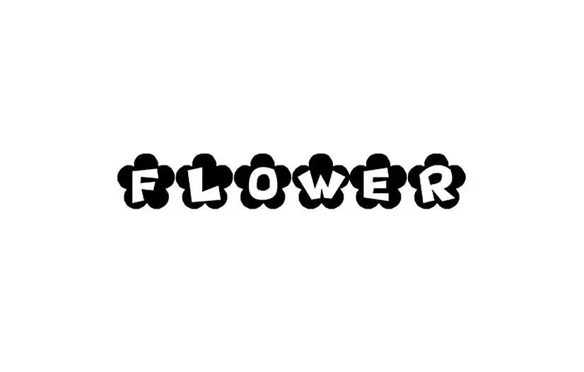 Flower Distorted Fancy Font-1