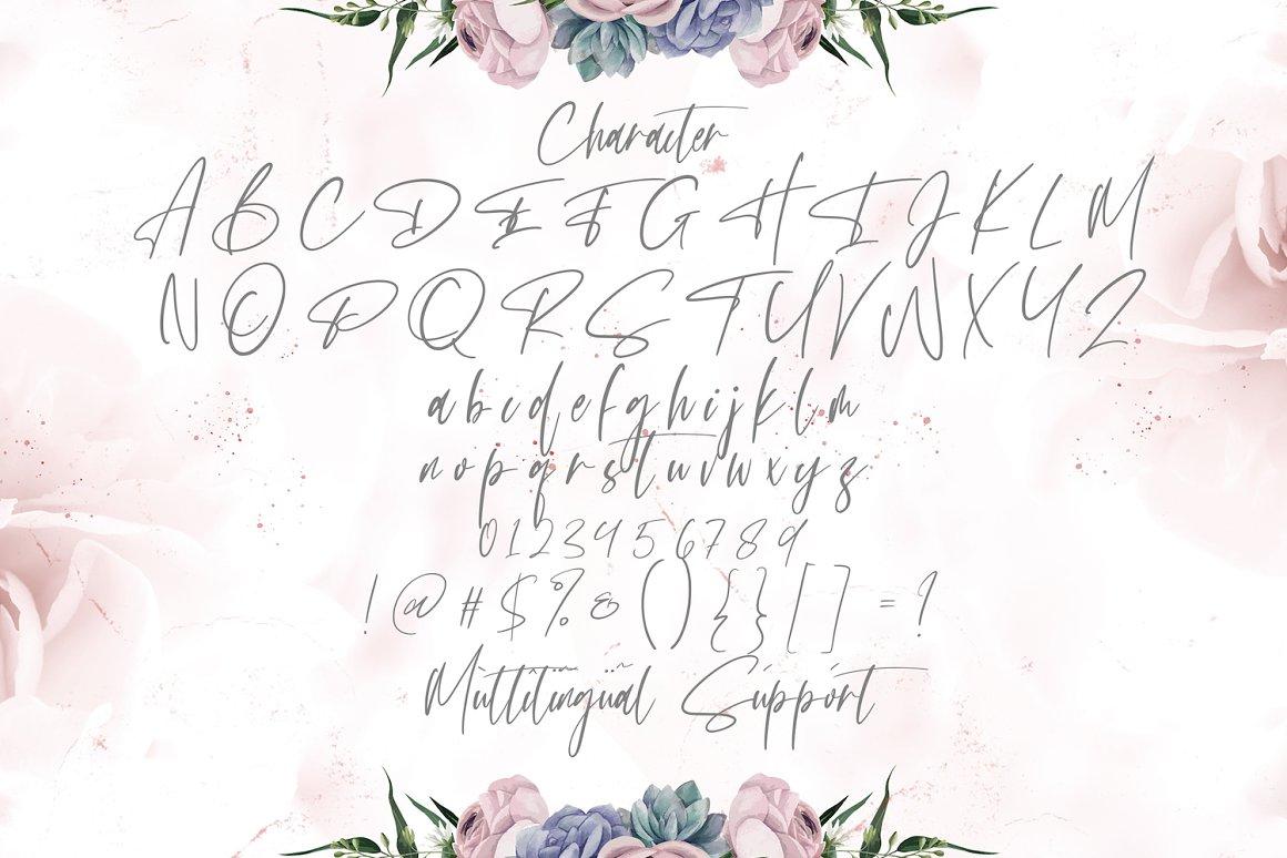 Hunthers Dwayne Handwritten Font-3