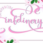 Infelinery Handwritten Script Font