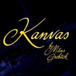 Kanvas calligraphy Script Font Family