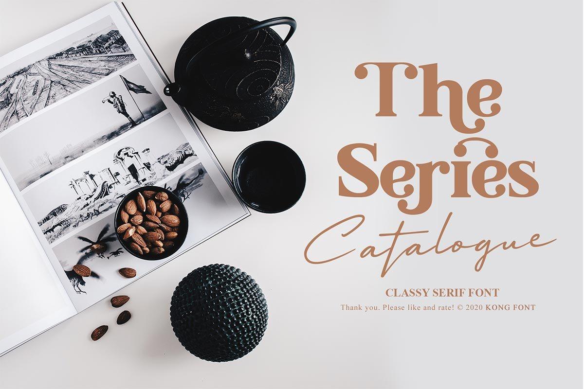 Malcolm Classy Serif Font-2
