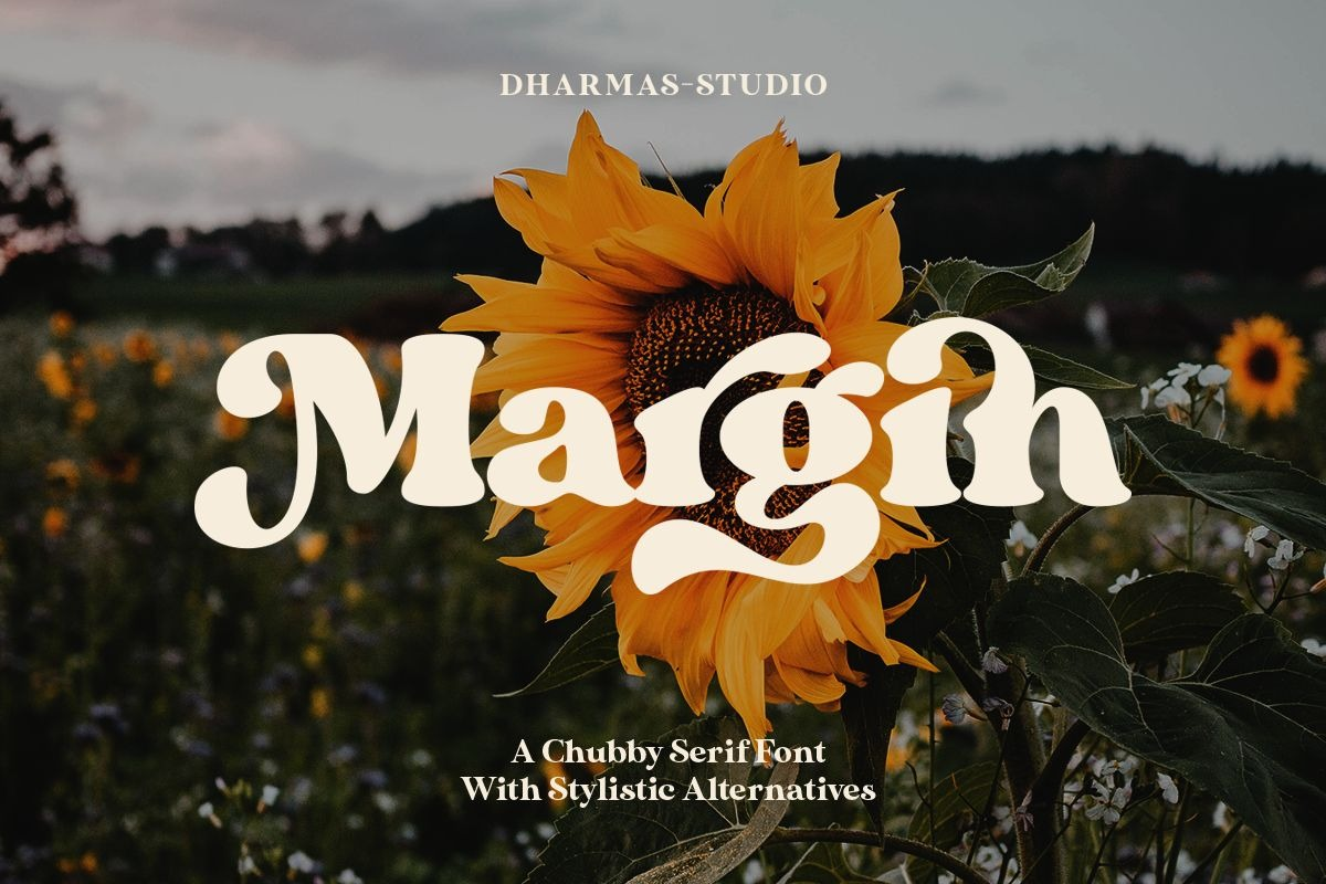 Margin Retro Serif Font-1