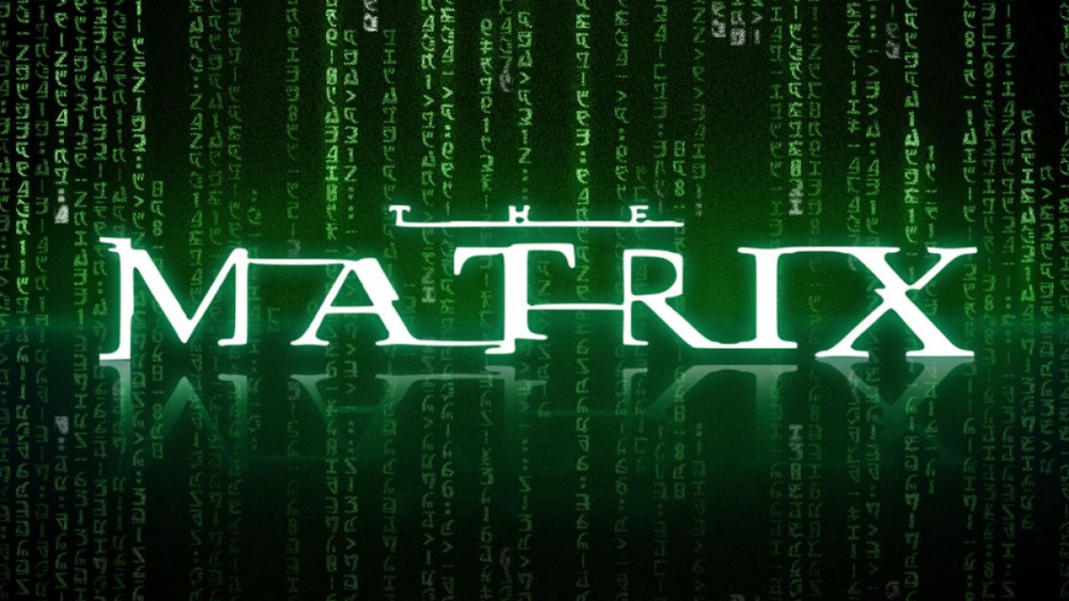 Matrix Distorted Fancy Font-1