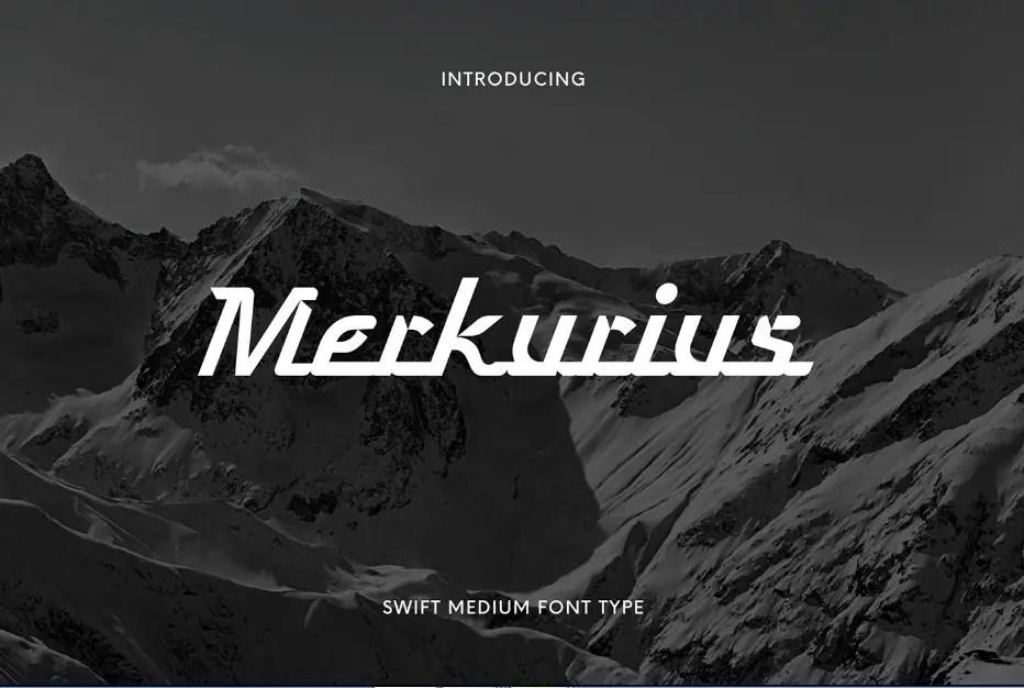 Merkurius-Font-1