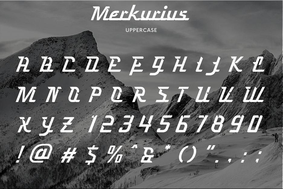 Merkurius-Font-3