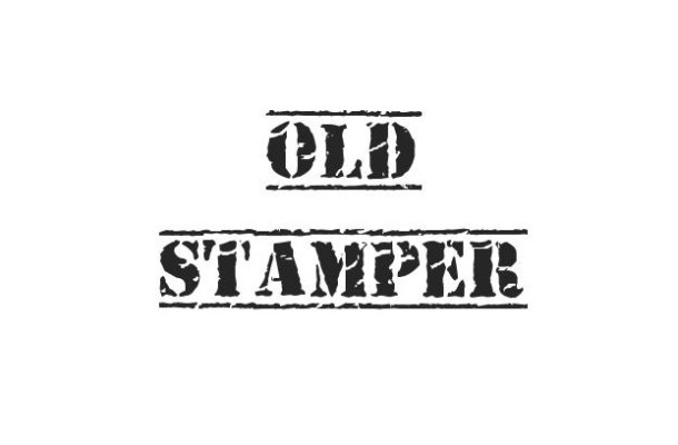 Old Stamper Fancy Font