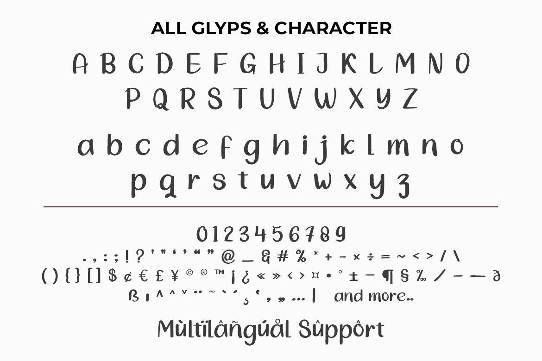Right Handwritten Font-3