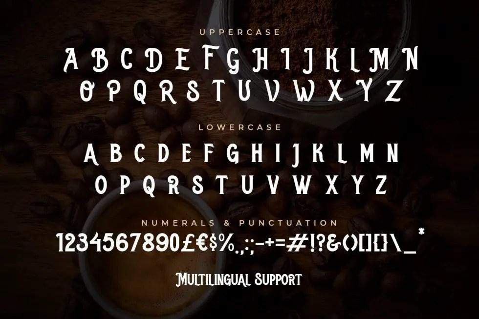 RobustaDisplay Typeface-3