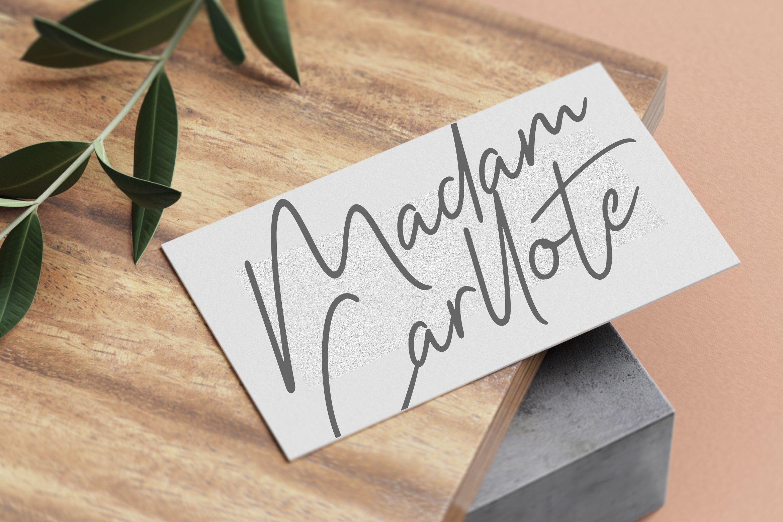 Silvertone Monoline Handwritten Font-2