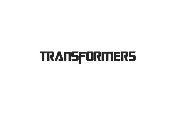 Transformers Movie Font