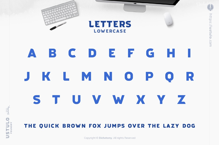 Ustulo Display Typeface-2