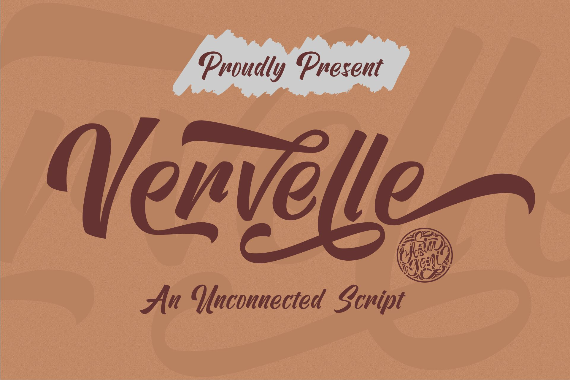 Vervelle Script Font-1