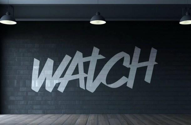 Watch Script Brush Font