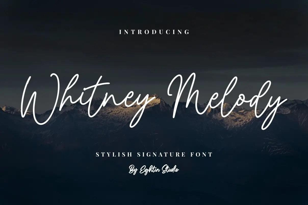 Whitney-Melody-Stylish-Signature-Font-1