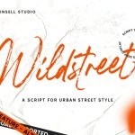 Wildstreet Script Bonus Font