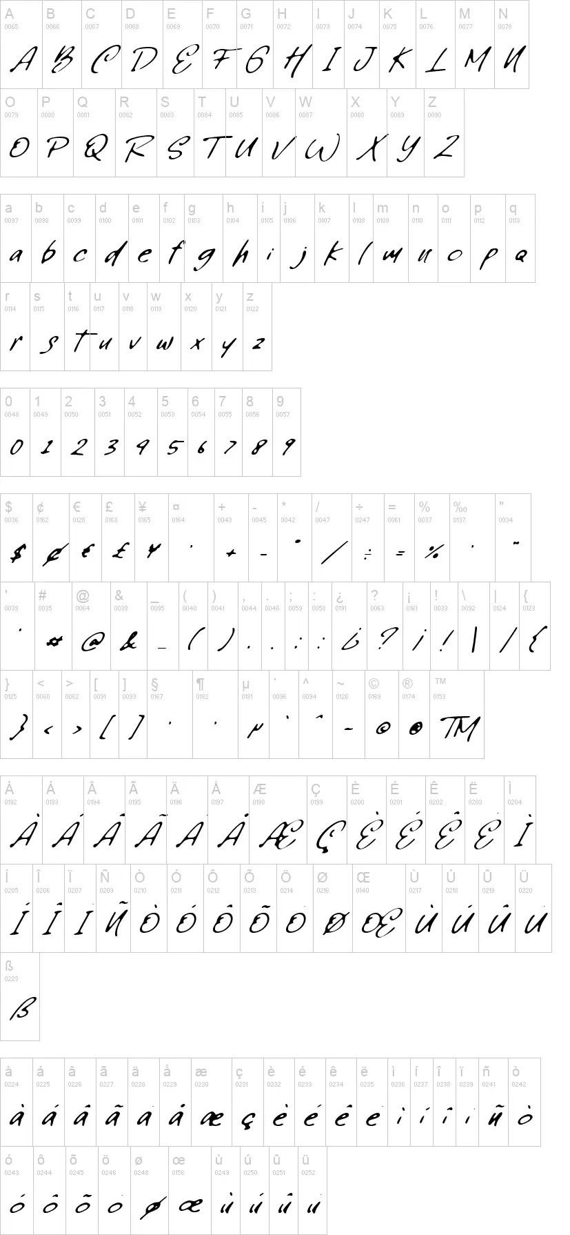 Writing Tresno Script Font-3