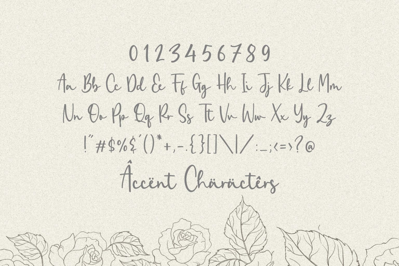 Zaniola Lavolce Modern Callihgraphy Font-3