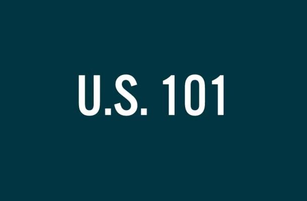 U.S. 101 Sans Serif Font