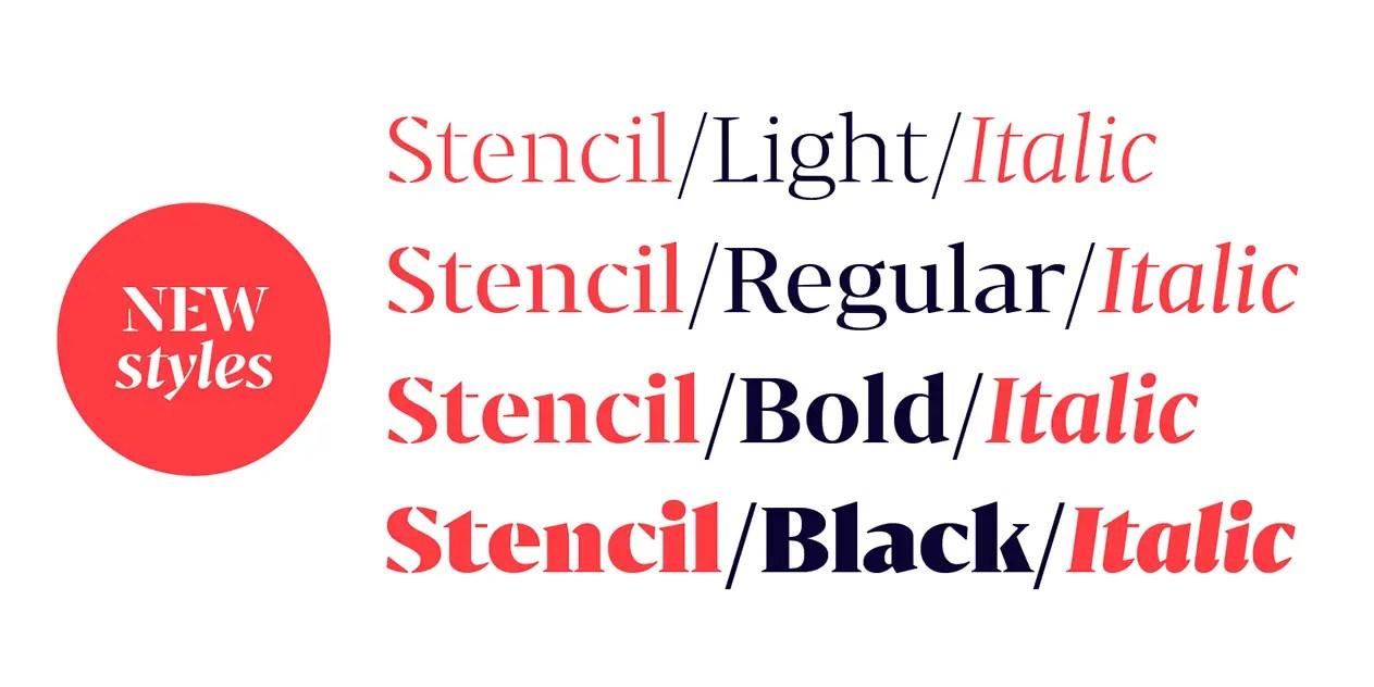 Bw Darius Serif Font Family-2