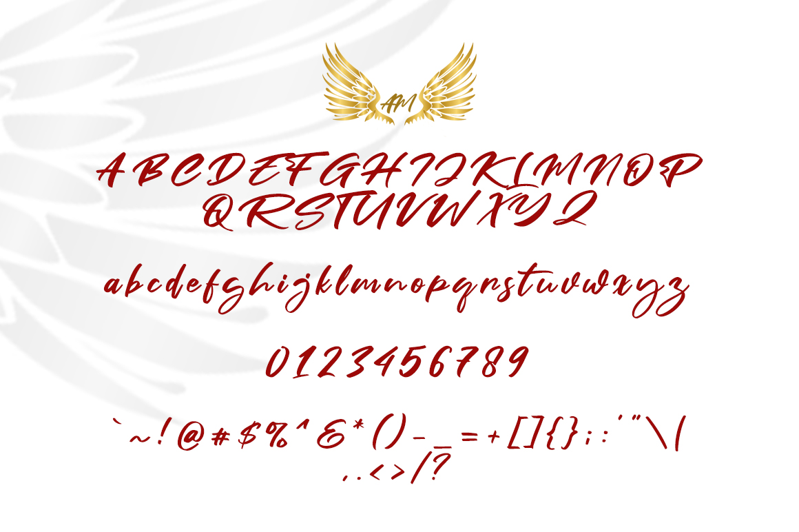 Fair Prosper Handwritten Typeface-3