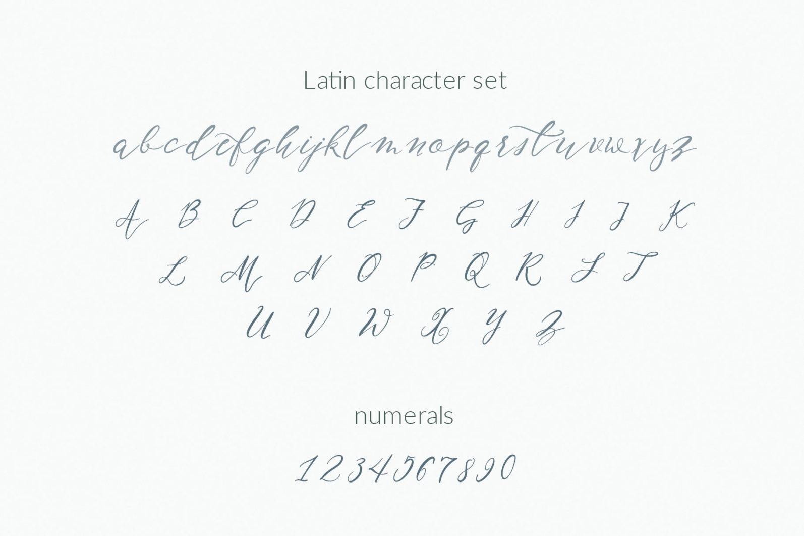 Lukara Greek Script Handwritten Font-3